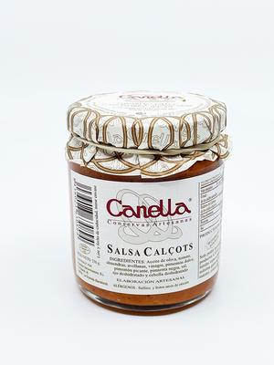 Canella Salsa de Calcots 130g