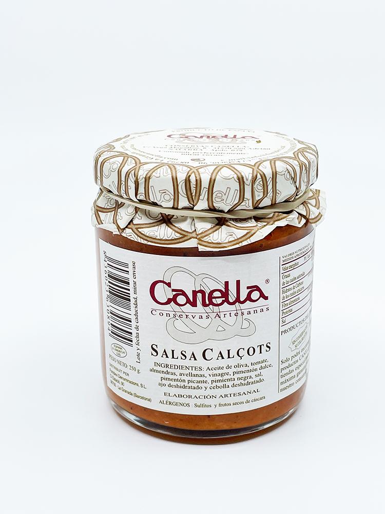 Canella Calcots Sosse 130g