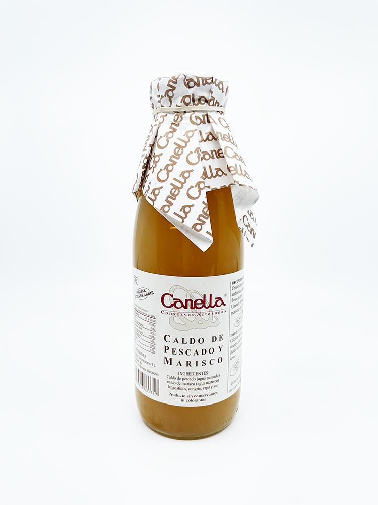 Canella Fisch & Meeresfrüchte Fonds 0.75l