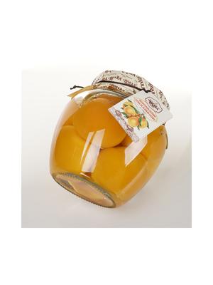 Rosara Rosara eingelegte Pfirsiche 8 Stück 1.7kg