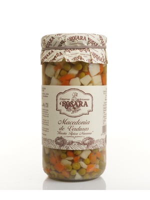 Rosara Rosara Macedonia de Verduras 660g