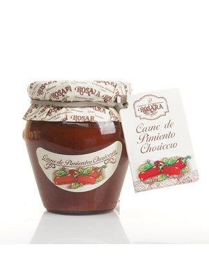 Rosara Carne de Pimientos Choriceros 185g