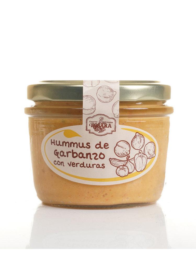 Rosara Kichererbsen-Hummus 125g