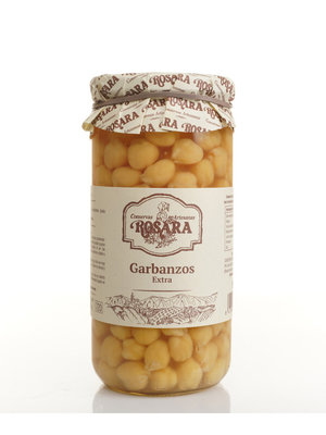 Rosara Garbanzos Cocidos al Natural 400g