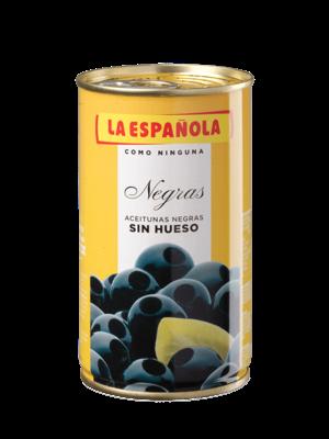 La Española Aceitunas Negras sin Hueso 150g