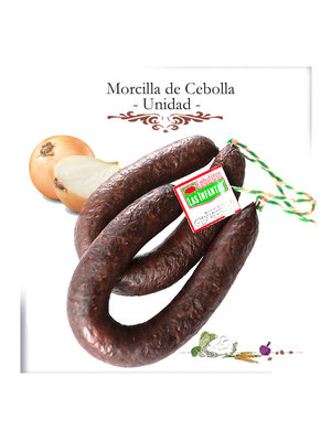 Embutidos Las Infantas Morcilla de Cebolla Herradura 330g