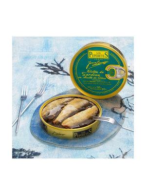 Peperetes Sardinenfilets in Olivenöl 120g