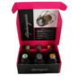 3 flessen V8+ Prosecco in luxe geschenkdoos