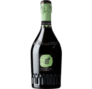 V8+ Vineyards Sior Carlo Prosecco Brut Millesimato DOC 2018
