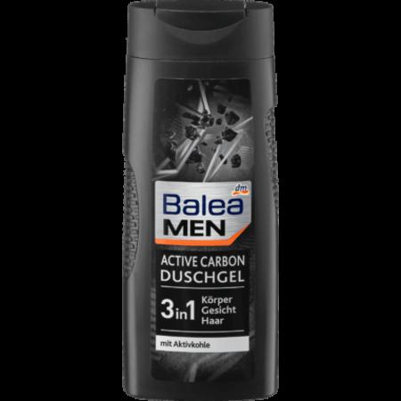 Balea MEN Balea MEN Douchegel 3in1 Active Carbon 300 ml