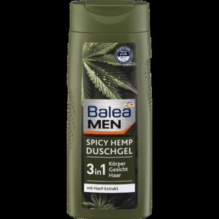 Balea MEN Balea MEN Douchegel Spicy Hemp 300 ml