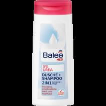 Balea Med Douchegel en Shampoo 2in1 5% Urea