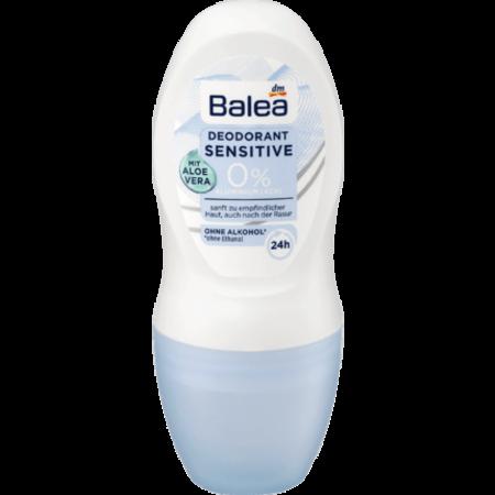 Balea Balea Deo Roll On Deodorant Sensitive 50 ml