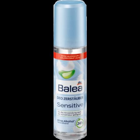 Balea Balea Deo Verstuiver Deodorant Sensitive 75 ml