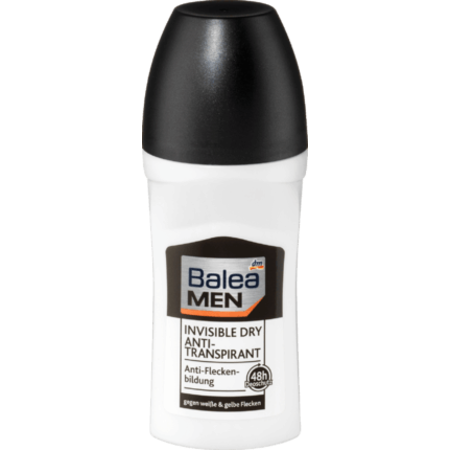 Balea MEN Balea Men Deo Roll On Invisible Dry 50 ml