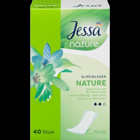 Jessa Jessa Inlegkruisjes Normal Nature 40 stuks