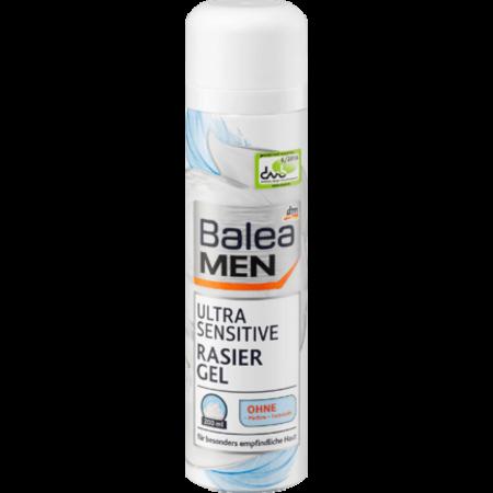Balea MEN Balea MEN Ultra Sensitive Scheergel 200 ml