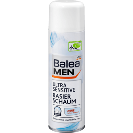 Balea MEN Balea MEN Ultra Sensitive Scheerschuim 300 ml