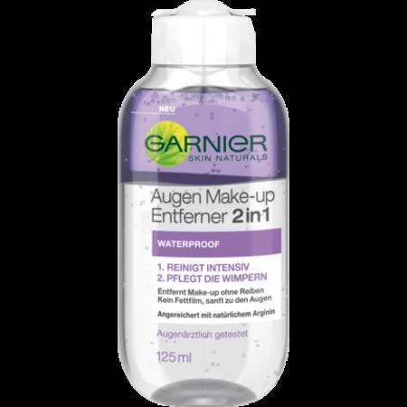 Garnier Garnier Oogreinigingslotion Make-Up Remover Waterproof 125 ml