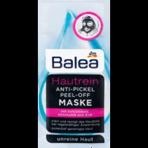 Balea Huidreiniging Anti-Acne Peel-Off Masker
