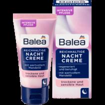 Balea Verzorgende Nachtcrème Met Amandelolie