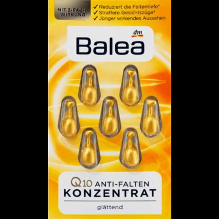 Balea Balea Q10 Anti-Rimpelconcentraat 7 stuks