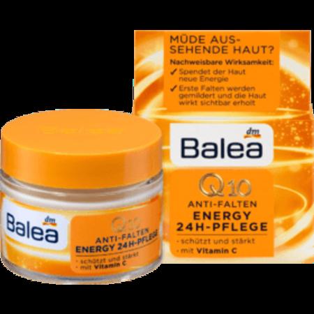 Balea Balea Q10 Anti-rimpel 24-H Energy Verzorging 50 ml