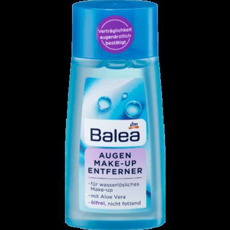 Balea Balea Oogreinigingslotion Make-Up Remover Olievrij 100 ml
