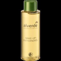 alverde Make-Up Remover Oil