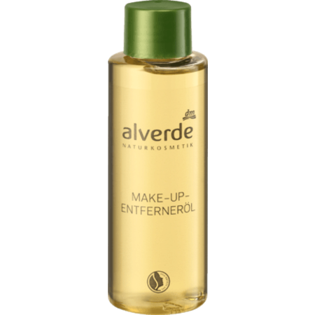 alverde alverde Make-Up Remover Oil 100 ml