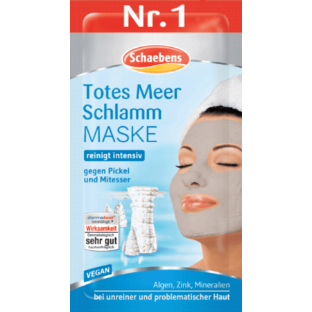 Scheaebens Schaebens Dode Zee Masker 15 ml