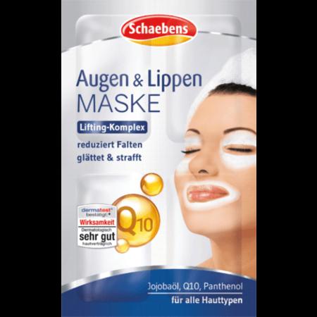 Scheaebens Schaebens Ogen & Lippen Masker 6 ml