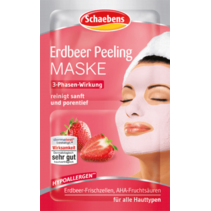 Schaebens Aardbei Peeling Masker