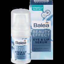 Balea Beauty Effect Eye & Lip Serum