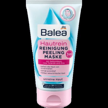 Balea Balea Reiniging + Peeling + Masker 3in1 150 ml