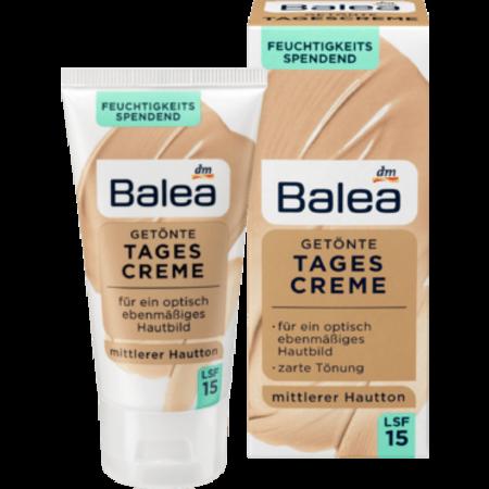 Balea Balea Getinte Dagcrème (medium huidskleur) 50 ml