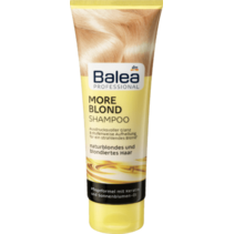 Balea Professional More Blond Shampoo