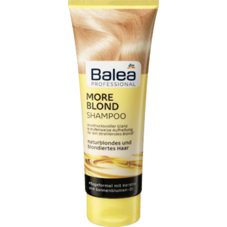 Balea Balea Professional More Blond Shampoo 250 ml