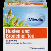 Mivolis Medicinale Hoest en Bronchiale Thee (12x2g)