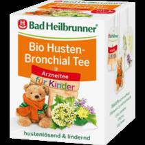 Bad Heilbrunner Medicinale Hoest en Bronchiale Thee voor Kinderen (8x1,5 g)