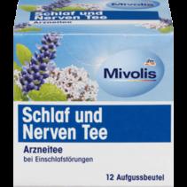 Mivolis Medicinale Slaap- en Zenuwthee (12x1,5 gram)