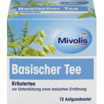 Mivolis Kruidenthee Basischer thee (12x1,8 gr)