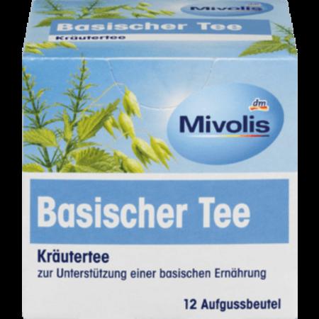 Mivolis Mivolis Kruidenthee Basischer thee (12x1,8 gr) 21,6 gram