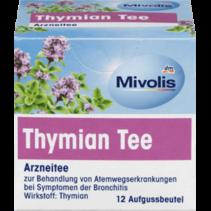 Mivolis Medicinale Tijmthee (12x1,4g)