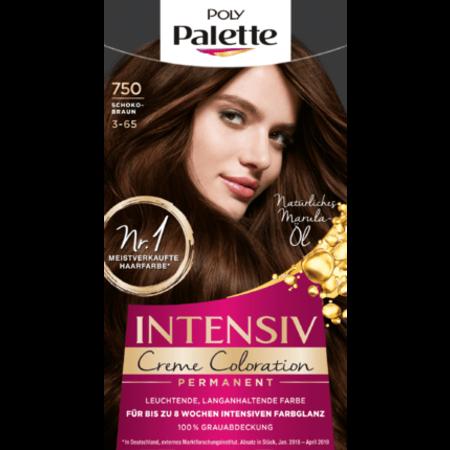 Poly Palette Poly Palette Haarverf Kleur Chocoladebruin 750