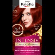 Poly Palette Haarverf Kleur Robijnrood 678