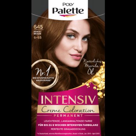 Poly Palette Poly Palette Haarverf Kleur Honingbruin 645