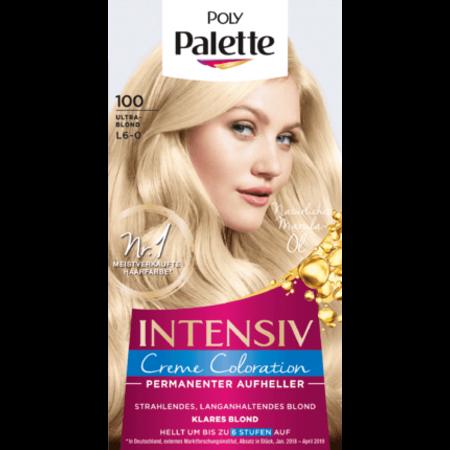 Poly Palette Poly Palette Haarverf Stralend Ultra Blond 100