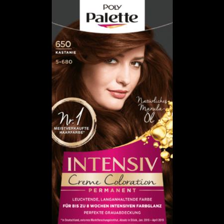 Poly Palette Poly Palette Haarverf Kleur Kastanjebruin 650