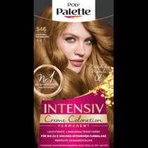 Poly Palette Haarverf Kleur Karamel Goudblond 546